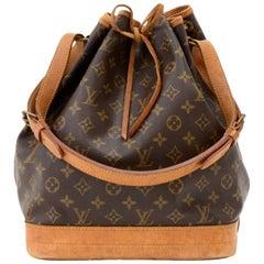 Louis Vuitton Vintage Petit Noe Monogram Canvas Shoulder Bag