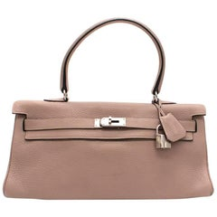 Hermes Shoulder Kelly Parchemin Togo