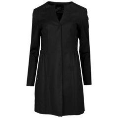Elie Tahari Black Evening Jacket sz M