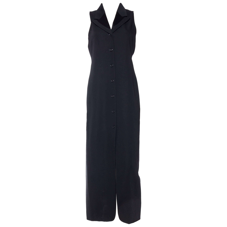 Ck calvin klein black dress