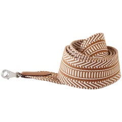 Hermes Strap Canvas Amazon Zig Zag Limited Edition for Kelly / Bolide