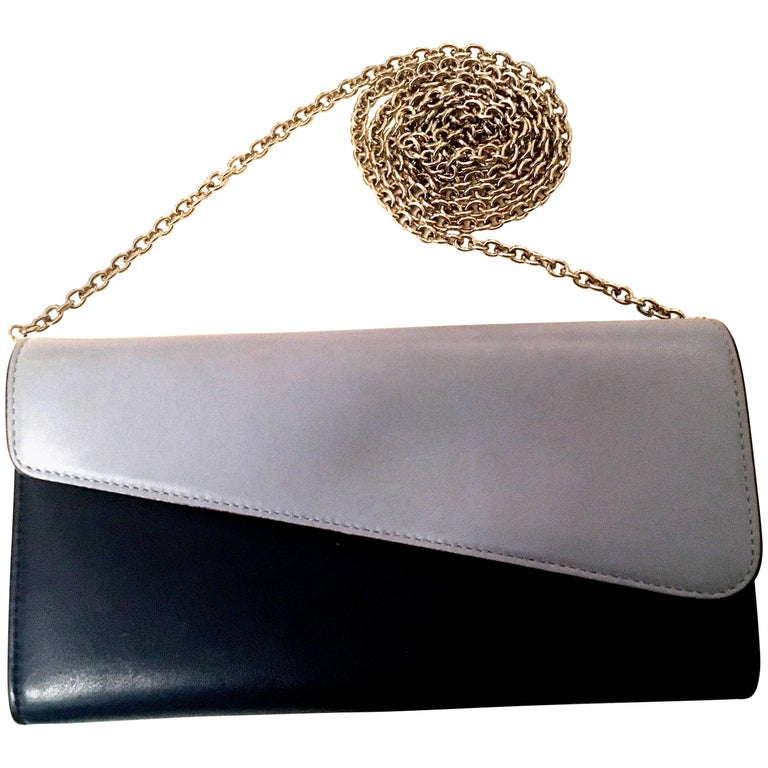 Christian Dior Lady Dior/ Diorissimo Wallet-on-a-Chain / Crossbody Bag