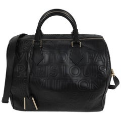 2008 Louis Vuitton Speedy Bag Limited Edition