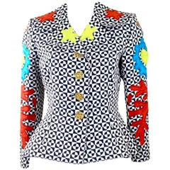Christian Lacroix Absolutely Fabulous Jacket New with Tags