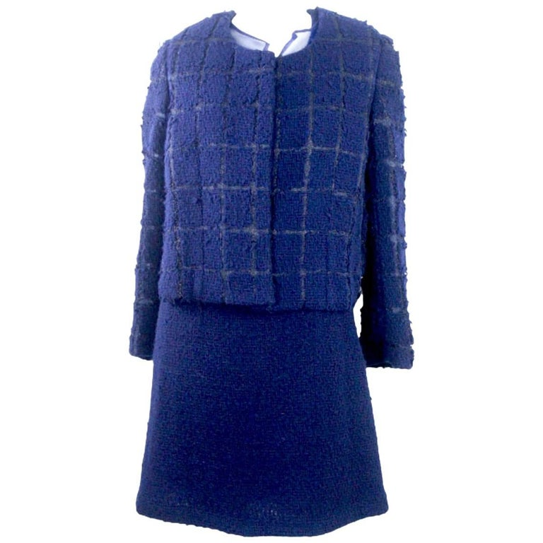 Comme des Garcons 1997 Collection Dress and Jacket