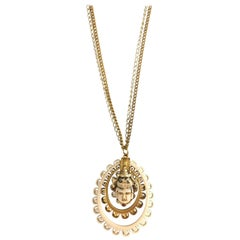 Selro Vintage Buddha Necklace