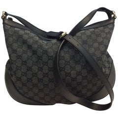 Gucci Black Crossbody Bag