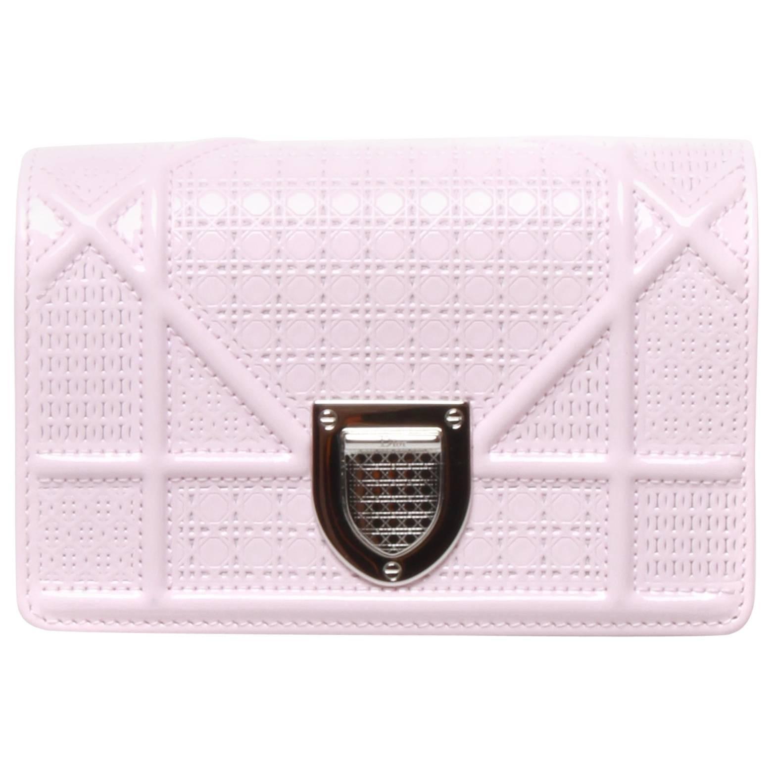 Christian Dior Baby Pink Mini Diorama Bag at 1stdibs 03668d69c20a