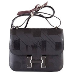 Hermes Constance Bag 18 Rare On A Summer Night Limited Edition