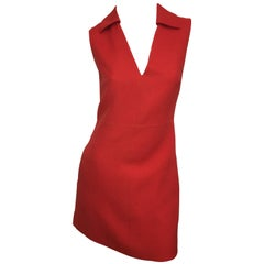 Valentino Wool Dress