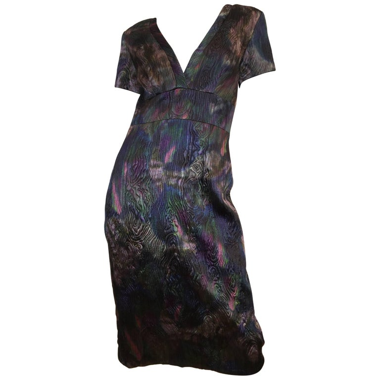 Cynthia Rowley Iridescent Dress