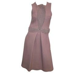 Luca Luca Virgin Wool Dress