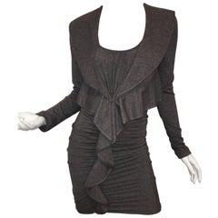 Givenchy Ruffled Dress