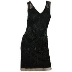 Blumarine Beaded Dress