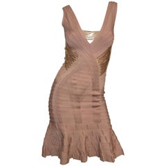 Herve Leger Bodycon Dress