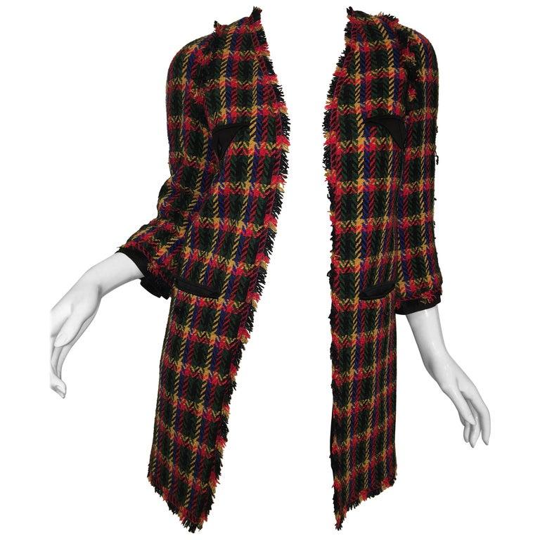 Chanel Open Coat