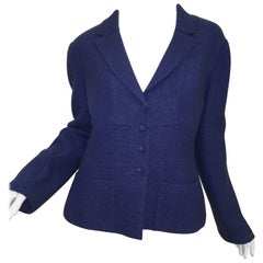 Chanel Knit Blazer