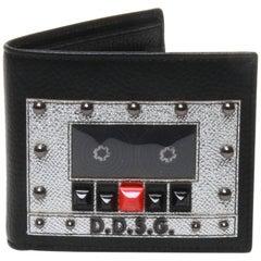 """Dolce & Gabbana """"Stereo"""" Bi-Fold Wallet"""