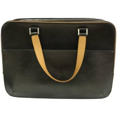 Louis Vuitton Mat Malden Handbag Monogram Vernis