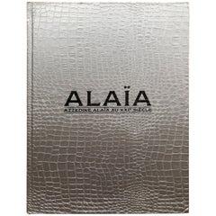Azzedine Alaia au XXIe Siecle Groniger Museum Exhibition Book 1997