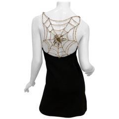 Coviello Erickson Jeweled Spider Tunic