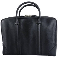 Givenchy Lucrezia Textured Calf Black Briefcase / Computer Bag