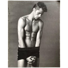 Gianni Versace Uomo Book No. 31 by Bruce Weber Autumn 1996