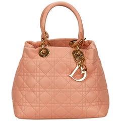 Dior Pink Soft Lady Dior