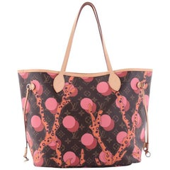 Louis Vuitton Neverfull NM Tote Limited Edition Monogram Canvas MM