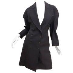 Alaia Double Breasted Coat