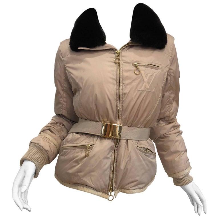Louis Vuitton Goose Down Jacket