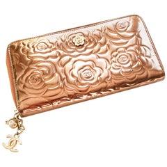 Chanel Camellia Wallet