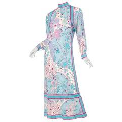 Bessi Silk Jersey Dress, 1970s