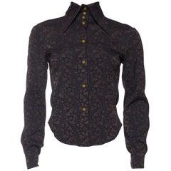 Vivenne Westwood Gold Label Floral Blouse