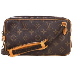Louis Vuitton Vintage Monogram Marly Bandouliere Crossbody Bag