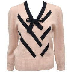 Sonia Rykiel Wool Knit Sweater, 1980s