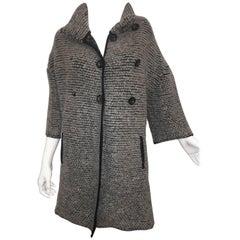 Piazza Sempione Wool Knit Cardigan