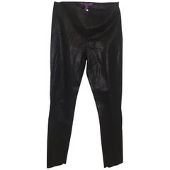 Ralph Lauren Leather Pants