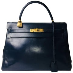 "Hermes ""Kelly"" Handbag"