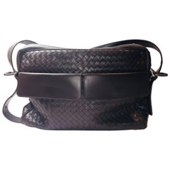 Bottega Veneta Classic Messenger Bag