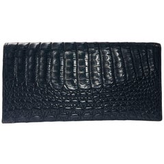 Nancy Gonzalez Crocodile Wallet