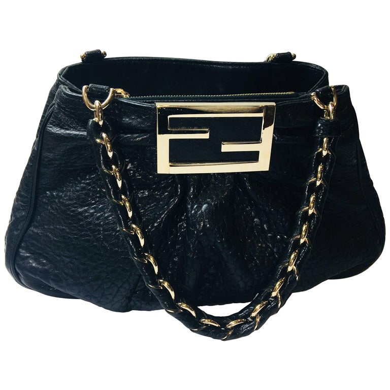 c5b1d35b1a Fendi Nappa Mia Bag For Sale at 1stdibs