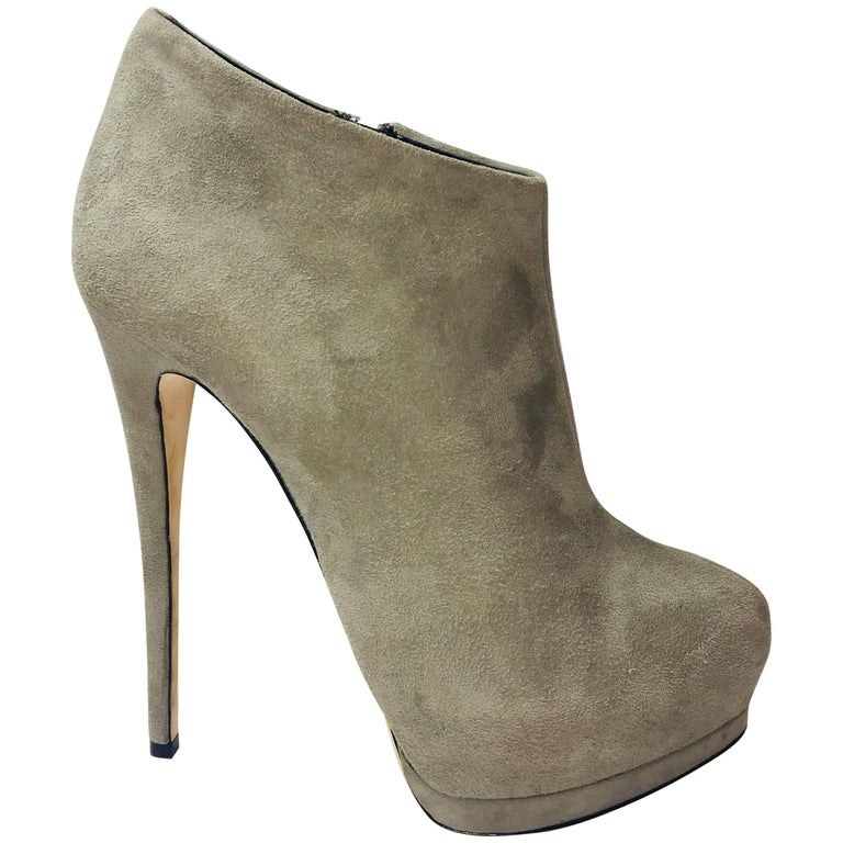 9ac144fd1df Giuseppe Zanotti Platform Bootie For Sale at 1stdibs