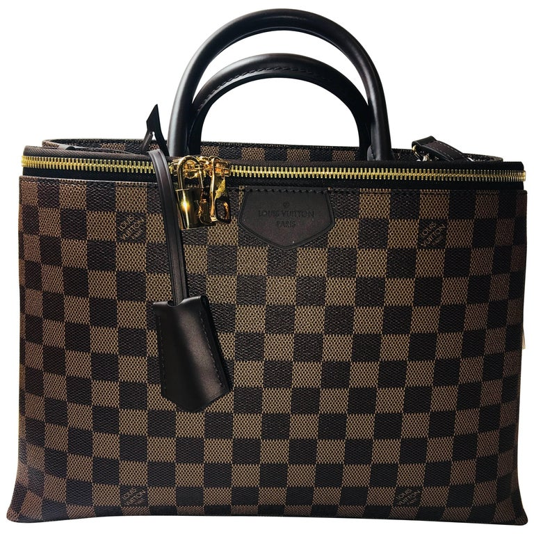 Louis Vuitton Double Handle Bag