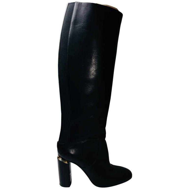 Nicholas Kirkwood Knee-High Boots