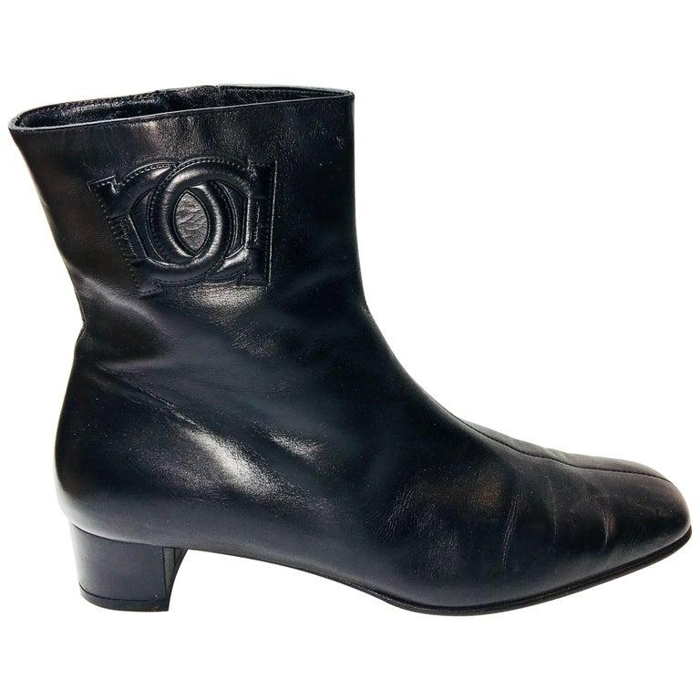 Salvatore Ferragamo Ankle Boot
