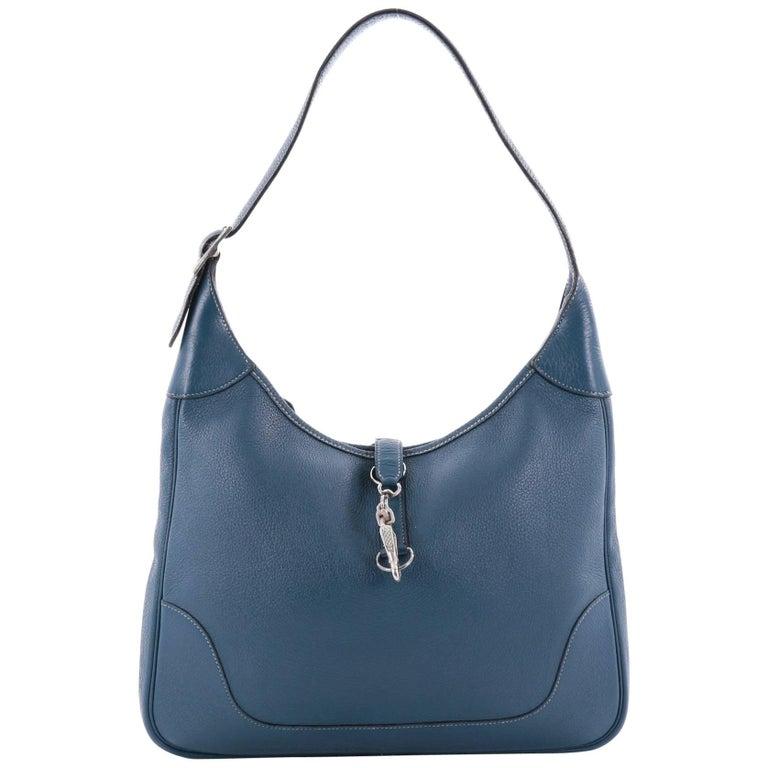 Hermes Trim II Handbag Togo 35