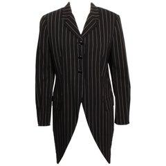 Yohji Yamamoto Pinstripe Jacket