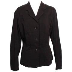Issey Miyake Black Jacket