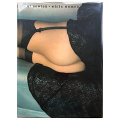 Helmut Newton White Women First Edition Stonehill Press 1976